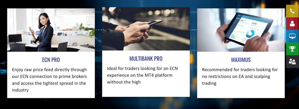 Multibank FX Info