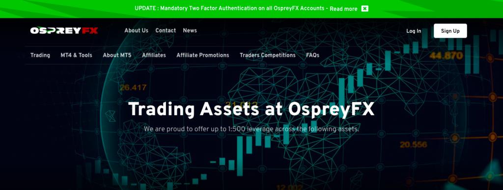assets OspreyFX